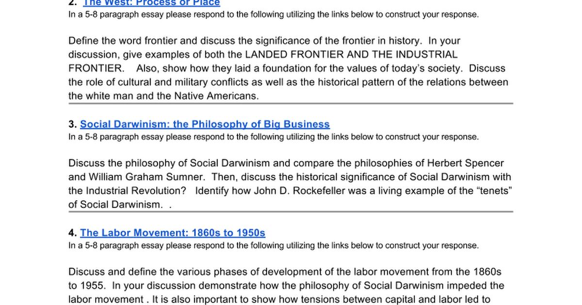 essay topics google docs