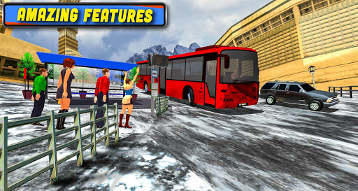 Code Triche Simulateur de bus urbain 2019: jeu de conduite mod apk screenshots 5