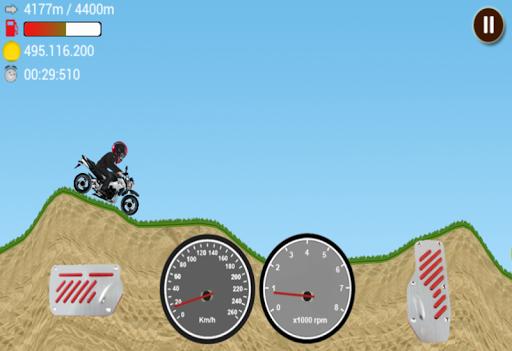Bike Hill Racing: Hill Climb