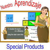 Special Products, Algebra