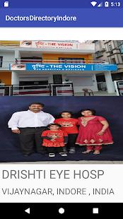 IndoreDoctors - náhled