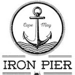Logo for Iron Pier Craft House