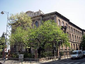 Photo: Budapesti Műszaki Egyetem -- Gellért téri épületrész