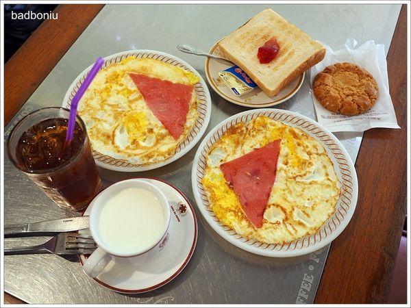 蜂大咖啡.西門町必吃、充滿香港味的老字號咖啡館XD