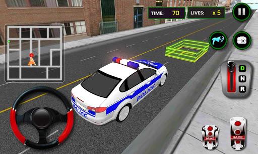 犯罪城真警察司機