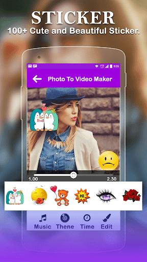 Photo Video Maker With Music-Movie Maker 5.3 screenshots 5