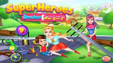 Superheroes and Superheroine - Er Simulation Game screenshot thumbnail