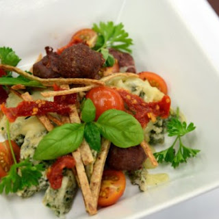 Chef Richard's Turkey Sausage Breakfast Casserole