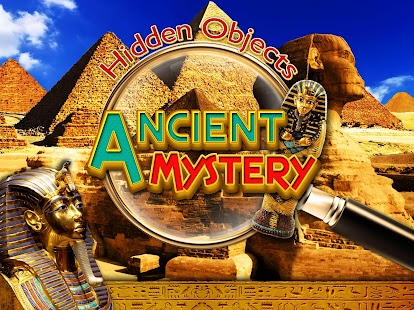 Hidden Object Ancient Mystery- screenshot thumbnail
