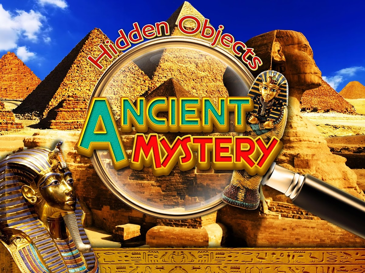 Hidden Object Ancient Mystery- screenshot