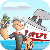 Papaye Man Jungle Sailor Games
