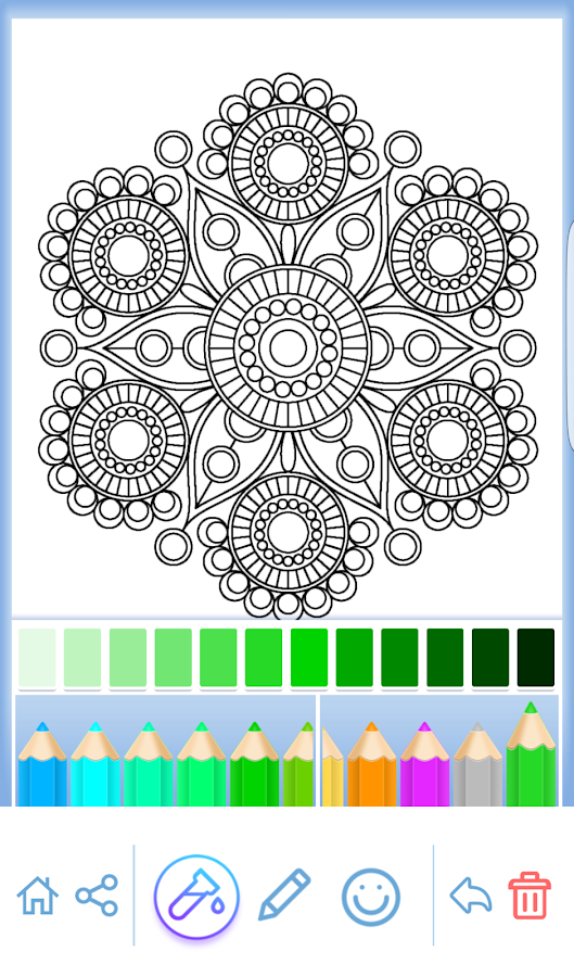 High quality images for mandala coloring pages google play 018androidgq