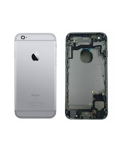 iPhone 6S Back Housing with small parts Original Pulled Black