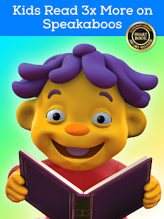 Speakaboos: Kids Reading App- screenshot thumbnail