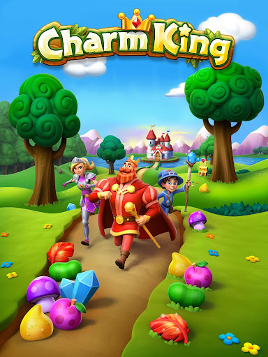 Charm King - screenshot