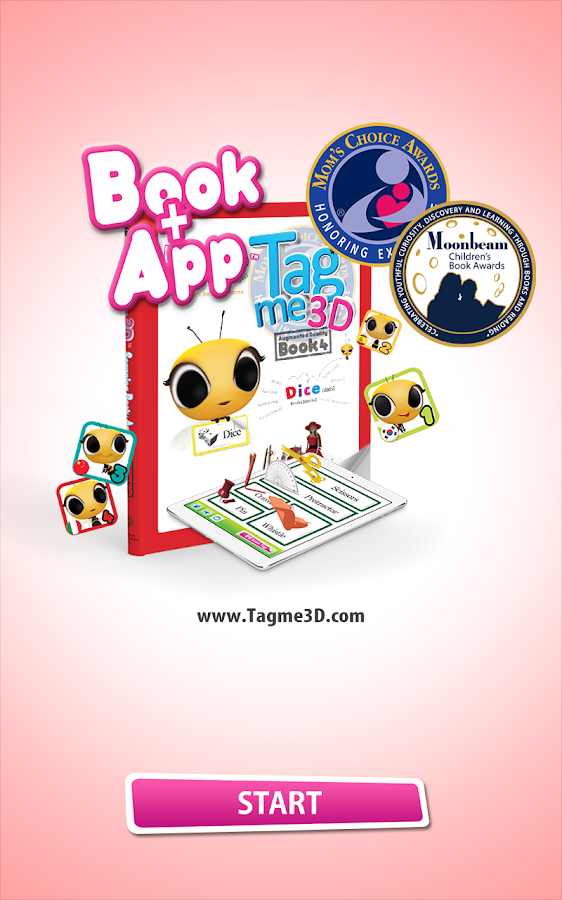 Tagme3D EN Book4- screenshot