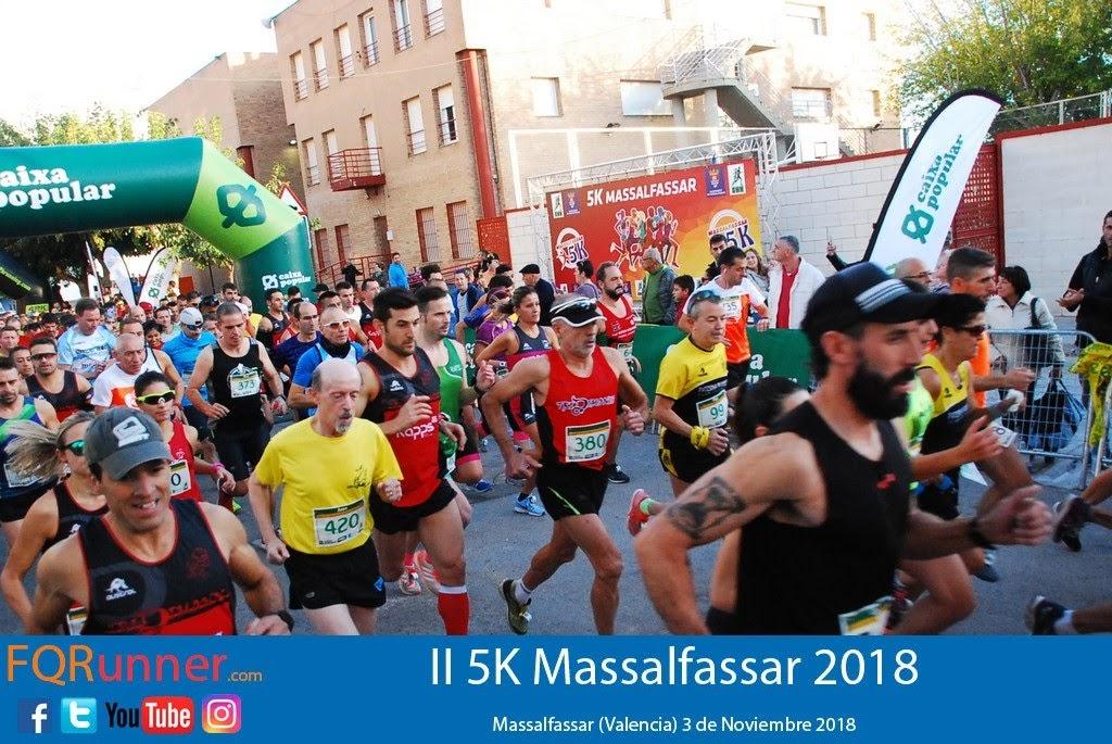 Fotos 5K Massalfassar 2018