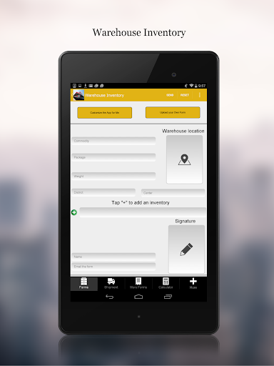Warehouse Management 4 Tablets 1.0.18 screenshots 1