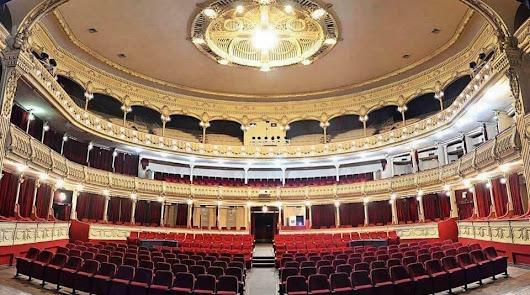 """El Teatro Cervantes de Almería, """"cerrado hasta nueva orden"""""""