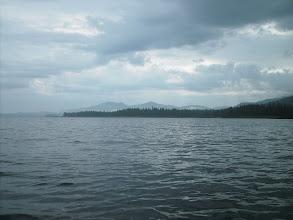 Photo: Union Point across Union Bay.
