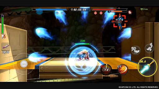 ROCKMAN X DiVE 1.5.2 Screenshots 3