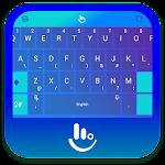 Blue Shades Keyboard Theme Icon