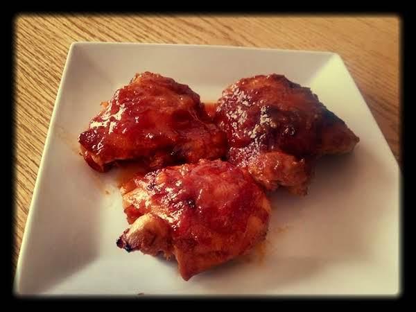 Sweet Smoky Cajun Bourbon Bbq Chicken Recipe