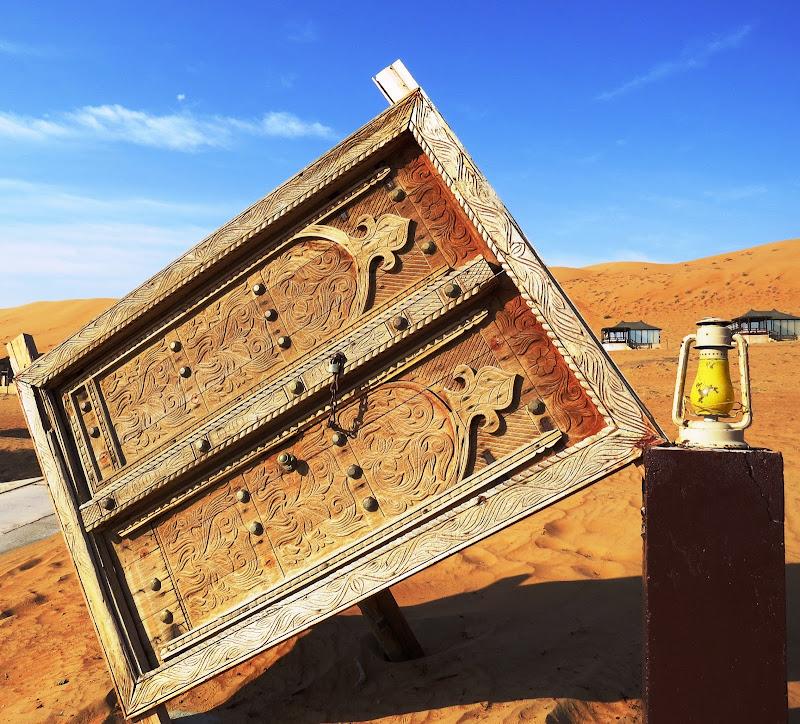 la porta del deserto  di manuwanderer