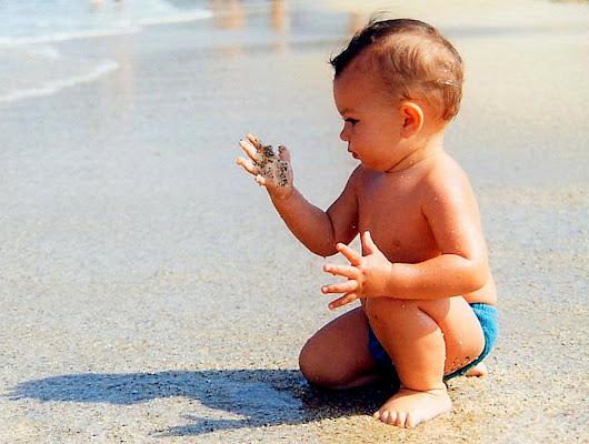 La magia della sabbia di Luciano Fontebasso