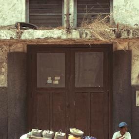 Oldman by Ayah Adit Qunyit - City,  Street & Park  Street Scenes ( human interest, people, activity, street photography )