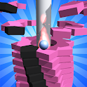 Helix Stack Jump: Fun & Free Addicting Ball Puzzle icon