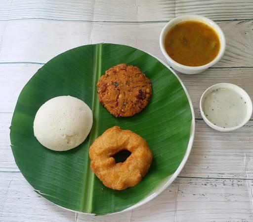 Swamy's Idli Tiffin menu 4