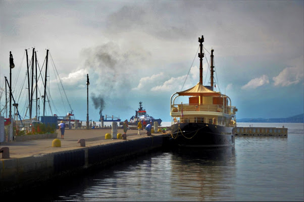 imbarco di Tiz