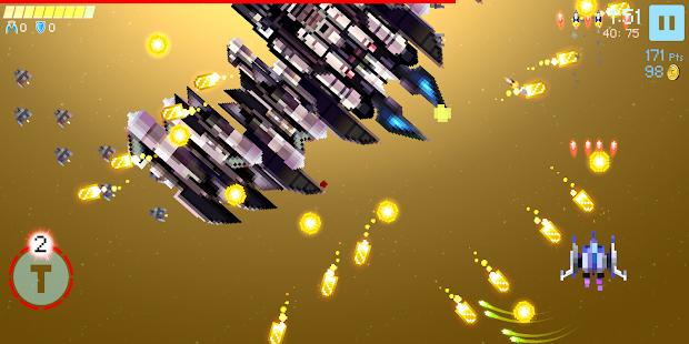 Gold Flower - Bullet Hell Space Shooter- screenshot thumbnail