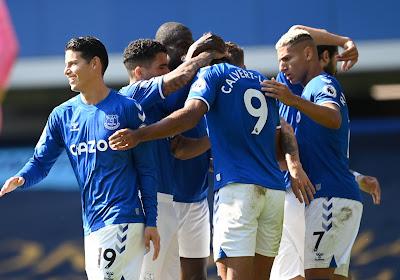 Un triplé, des cartons rouges et des buts spectaculaires: Everton se joue de WBA