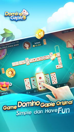 99fun Domino Gaple Online Dan Offline Mod Unlimited Money 1 0 5 For Android