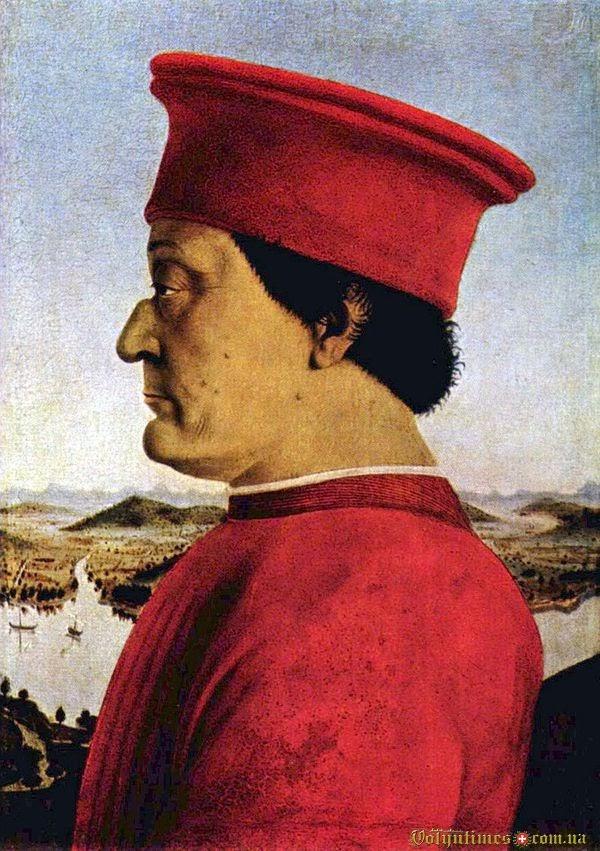 «Портрет Федеріго да Монтефельтро і Баттісти Сфорца»