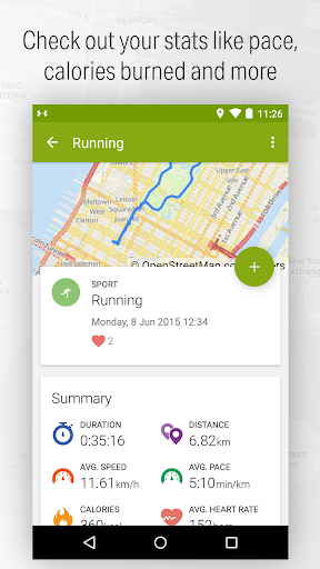 Endomondo – Running & Walking v17 3.2 [Premium]