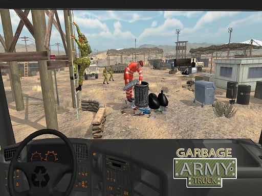 Army Garbage Truck Simulator 2018 3.0 screenshots 13