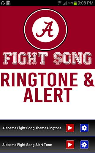 Alabama University Fight Song