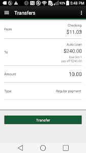 F&M Bank screenshot 2