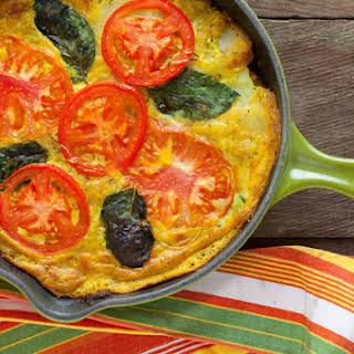 End-of-Summer Frittata.