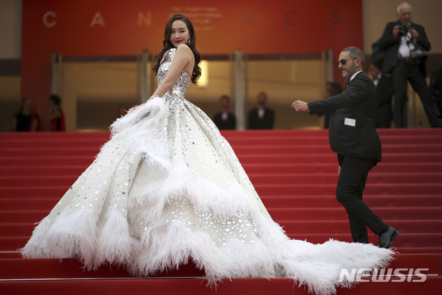 jessica cannes 2019 10