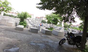 Photo: Pomnik Pomordowanych Żydów Europy w Berlinie