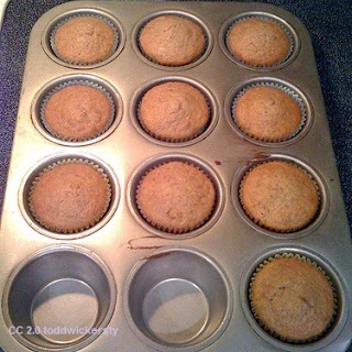 Dukan Diet Recipes – Chocolate and Cinnamon Oat Bran Muffins.