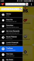 Screenshot of Love's Connect