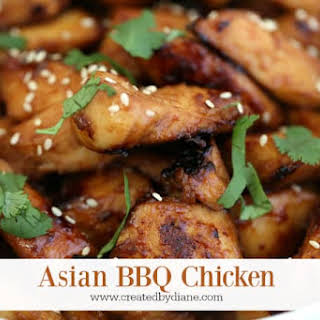 Asian BBQ Marinade for Chicken and Pork.