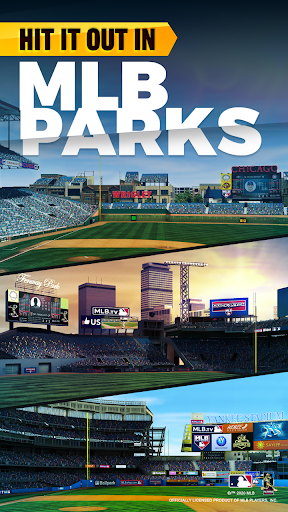 MLB Tap Sports Baseball 2020 screenshot 3