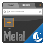 Metal Boat Browser Theme Icon