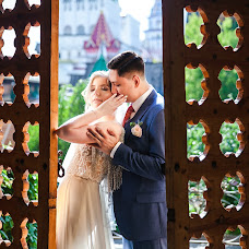 Wedding photographer Olga Gromova (Grolsen). Photo of 14.09.2018